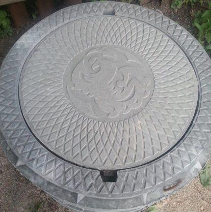 Concrete hatch