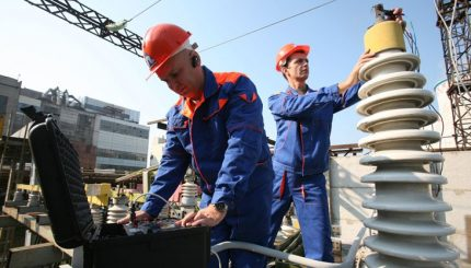 Personnel électrotechnique