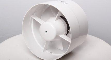 Aksiālā kanāla ventilators