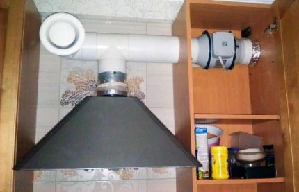 Gaisa vadu ventilatoru īpašības
