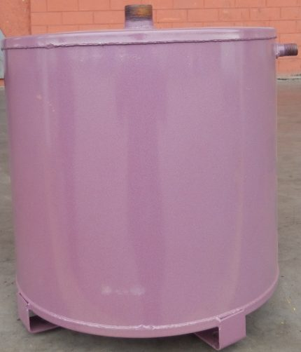 What are the expansion tanks