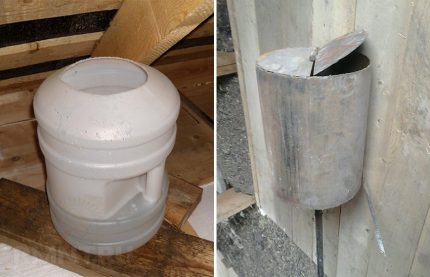 Design features of expansion tanks