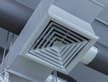 The role of fittings in the ventilation system