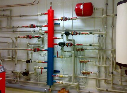 Why an expansion tank is needed