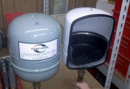 The purpose of the expansion tank