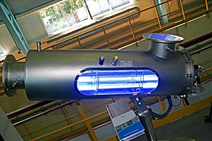 Module de purification d'eau UV