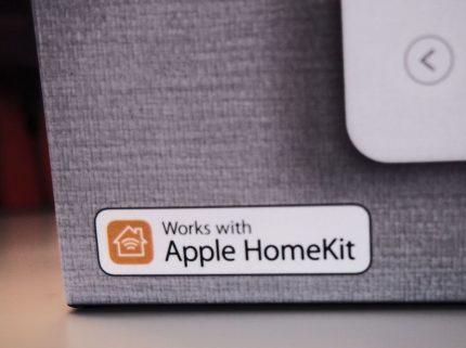 Marque de compatibilité Apple HomeKit
