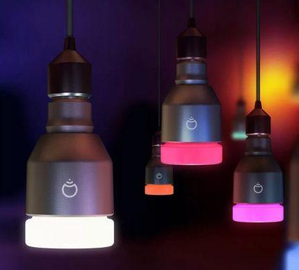 Lampes intelligentes pour Apple