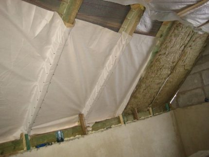 The choice of insulation thickness