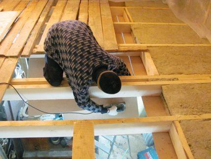 Characteristics of insulation