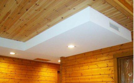 Foam internal insulation