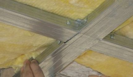 Two-layer insulation