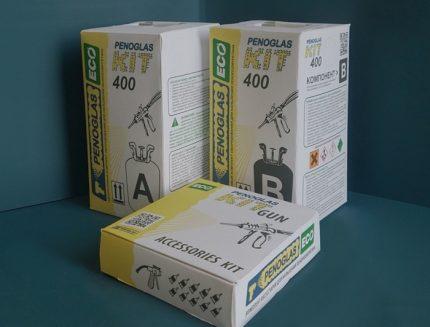 Spray Insulation Kit