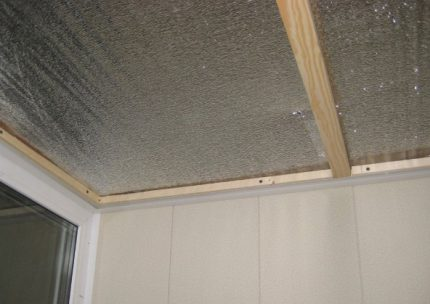Penofol insulation