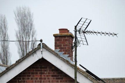 Mast Antenna
