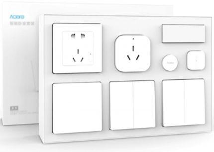 Aqara Smart Bedroom Bedroom Set