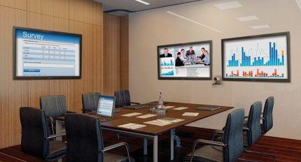 Salle de conférence intelligente