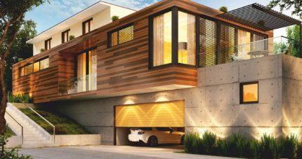 Système de maison intelligente Cottage