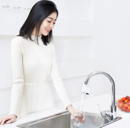 Water diffuser