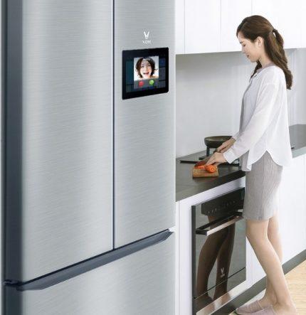Xiaomi fridge