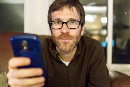 Contrôle intelligent de la maison à partir d'un smartphone