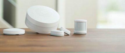 Kit de base Smart Home
