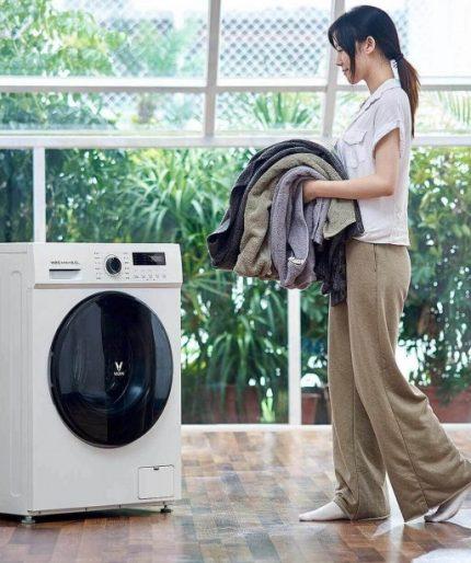 Xiaomi washing machine