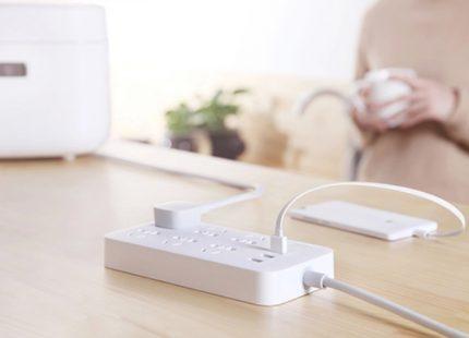 Câble d'extension pour 6 points de connexion