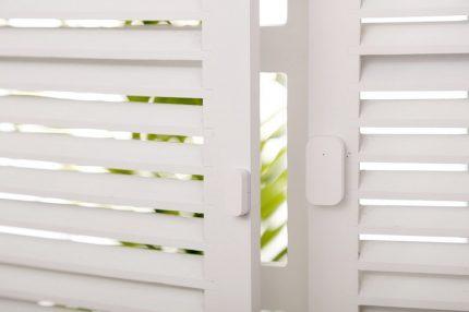 Capteurs d'ouverture de fenêtre et de porte