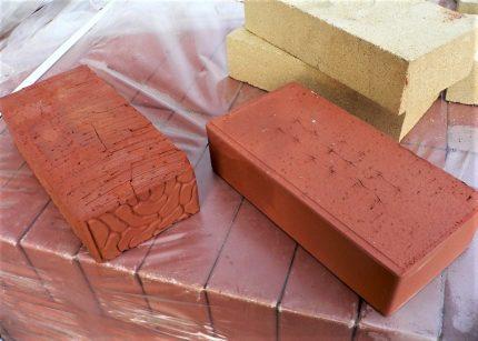 Bricks for Russian stove