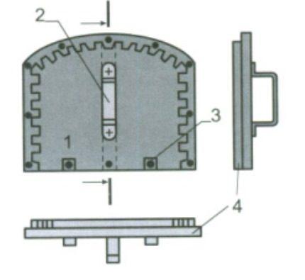 Damper design diagram