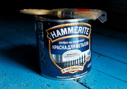 Peinture de protection contre la corrosion