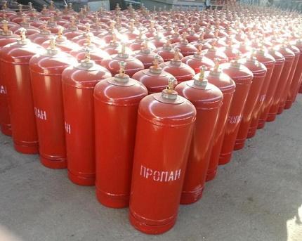 Optimum volume cylinders