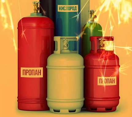 Quality gas filling cylinders