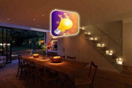 Système d'éclairage intelligent
