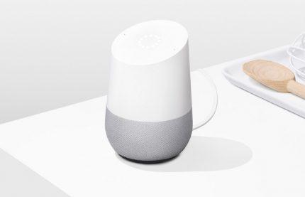 Colonne Google Home