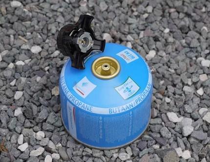 Vaporisateur de gaz de type valve