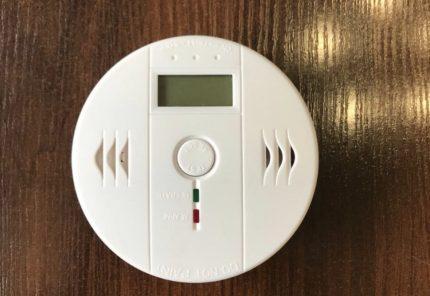 Carbon monoxide sensor