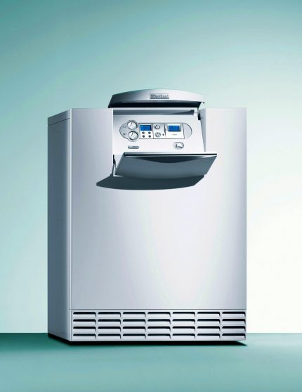 Generator with electronic sensor