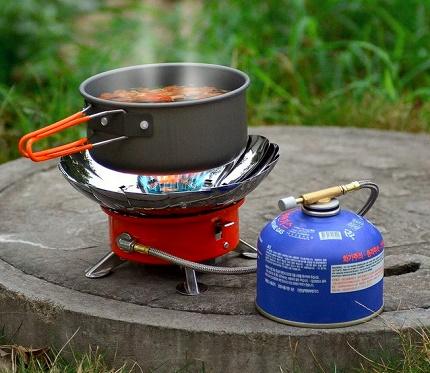 Gas stove from Hyundai