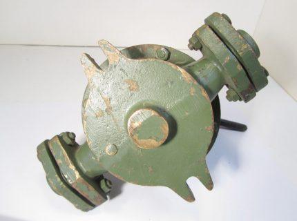 Bronzos skydinė pompa