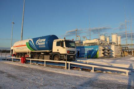 LPG and LNG transportation