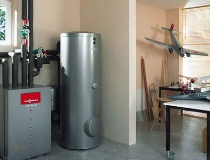 Indirect Water Boiler