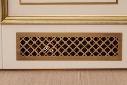 Door ventilation