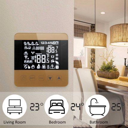 Wifi termostats