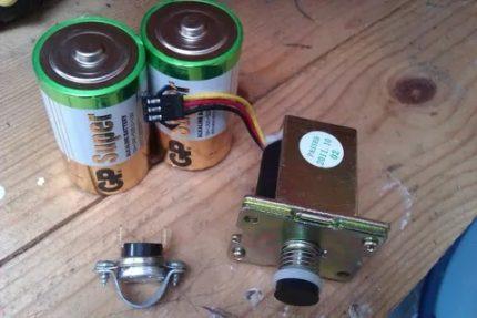 Batteries Geyser
