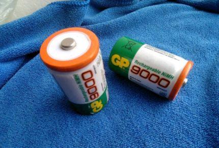 Nouvelles batteries d'enceintes