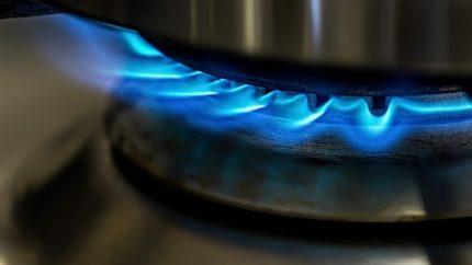 Utilisation domestique de gaz