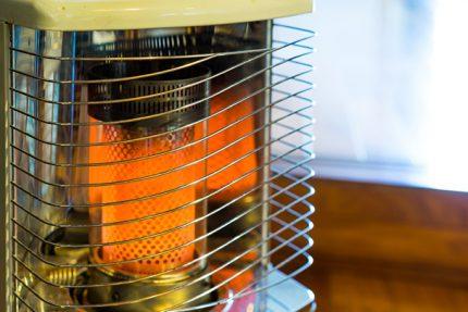 Household infrared burner