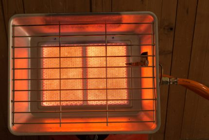 How to make a gas stove heater